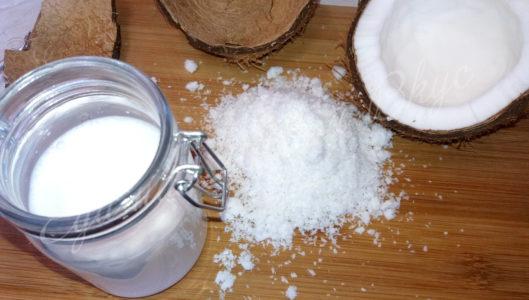 кокос, масло, молоко, стружка, как открыть