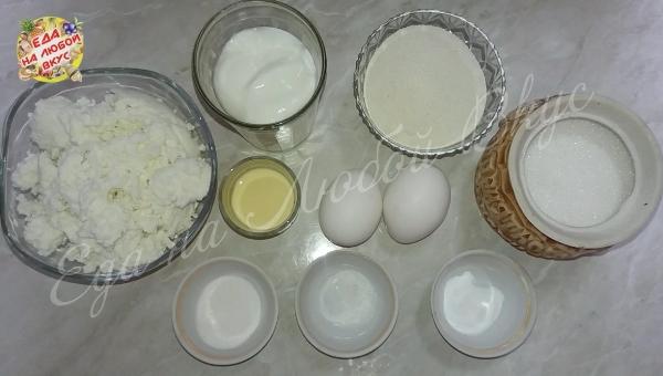 Сырники из творога рецепт с пошагово 400 грамм творога
