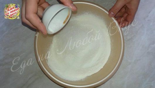 Простой и вкусный кекс на молоке рецепт с фото