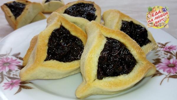песочное печенье рецепт для треугольников